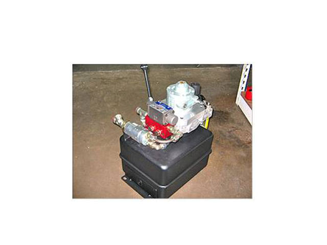 Air Driven 10,000 PSI Hydraulic Power Pack