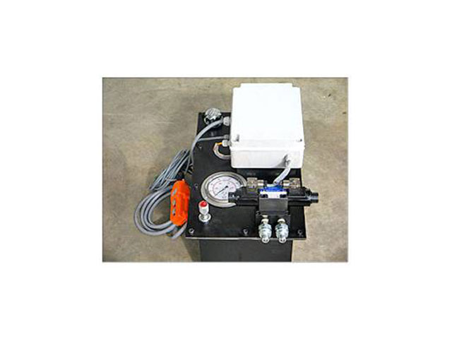 Submerged Hydraulic Power Pack